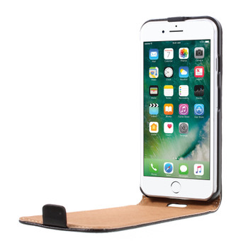 iPhone 8 Leather Flip Case Cover
