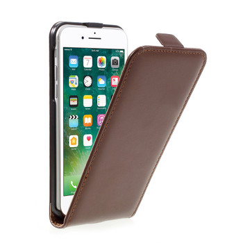 iPhone 8 Cover Leather