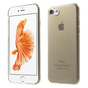 iPhone 8 TPU Case Gold