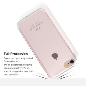 iPhone 8 Silicone Skin Clear