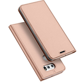 LG V30 Leather Cover