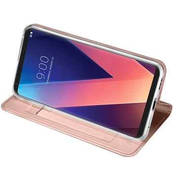 LG V30 Case Cover Rose Gold
