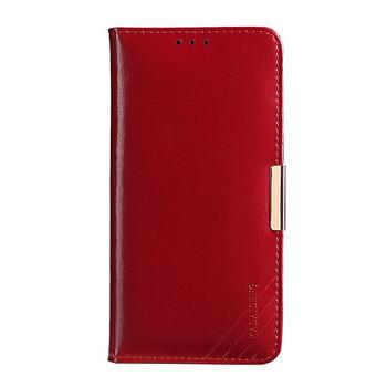 Samsung Galaxy Note 8 Premium Leather Case Burgundy