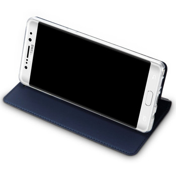 Samsung Galaxy S7 EDGE Cover Case Blue