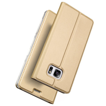 Samsung Galaxy S7 EDGE Cover Case Gold