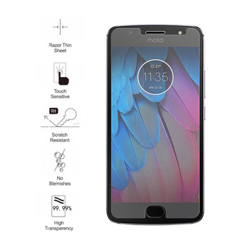 Moto G5S Tempered Glass Protector