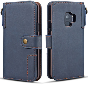 Samsung S9 Case with Strap