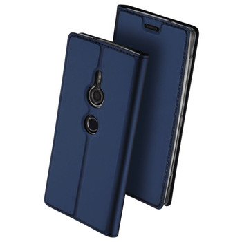 Sony Xperia XZ2 Case Cover Blue