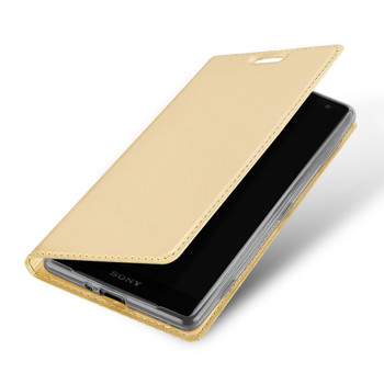 Sony Xperia XZ2 Case Cover Gold