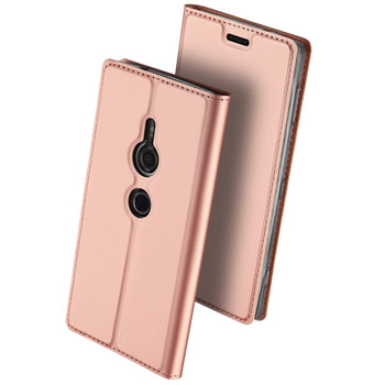 Sony Xperia XZ2 Case Cover Rose Gold