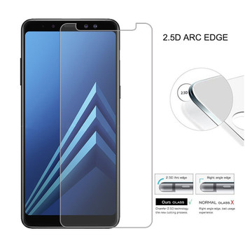 Samaung Galaxy A8 2018 Tempered Glass