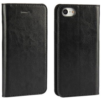 iPhone 8 Real Leather Wallet