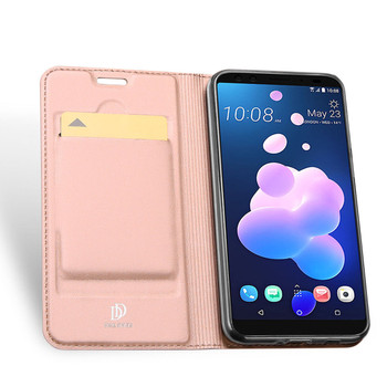 HTC U12+Plus Case Cover Pink Rose Gold