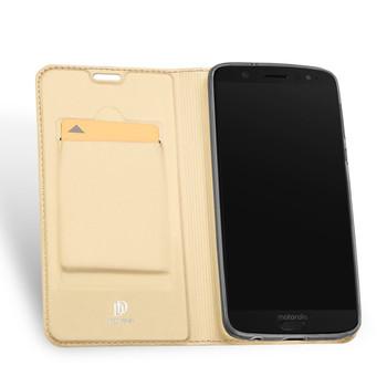 Moto G6 Plus Case Cover Gold