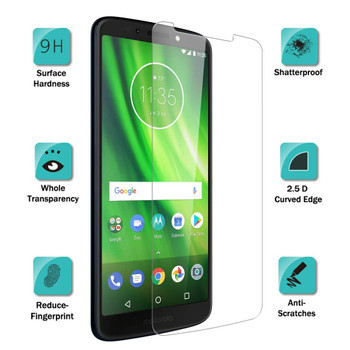 Moto G6 Play Tempered Glass Protector