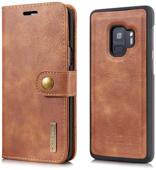 Samsung S9 Plus Leather Cover