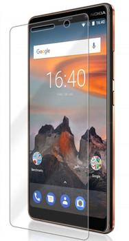 Nokia 7 Plus Tempered Glass