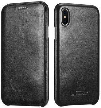 IPhone X Vintage Leather Case