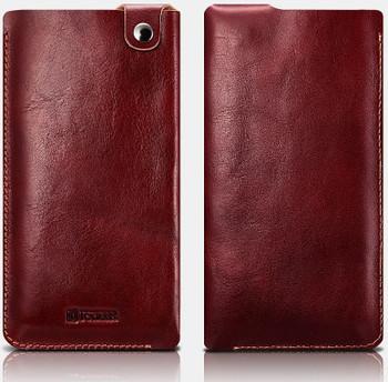 iPhone 8 Plus Leather Sleeve