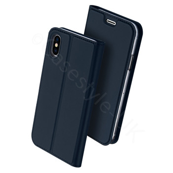 iPhone XS Case Cover Blue
