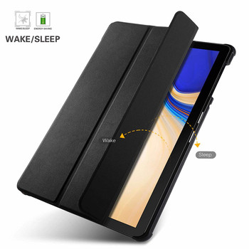Samsung Galaxy Tab S4 Case with Pen Holder