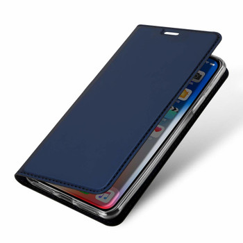 iPhone XR Cover Case Blue