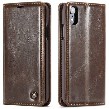 iPhone XR Case Leather