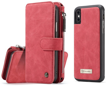 iPhone XS Max Magnet Case Wallet