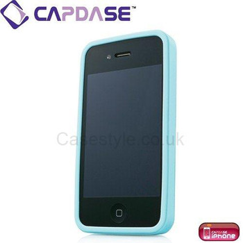 Capdase iPhone 4S Alumor Metal Case Aqua