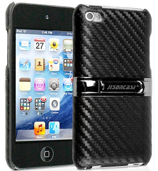iPod touch 4g case black