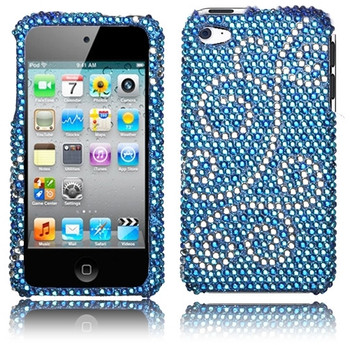 iPod Touch Cover Blue