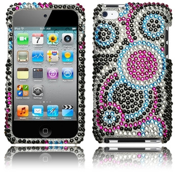iPod Touch Case Crystals