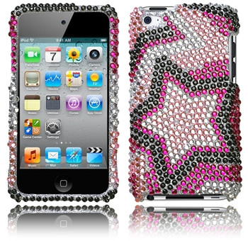 iPod Touch Case Rhinestone