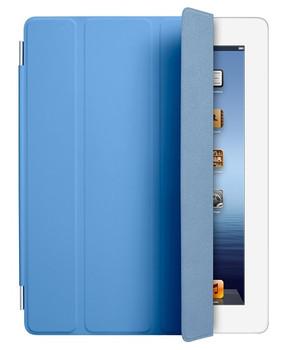 iPad 4+3+2 Smart Cover Blue
