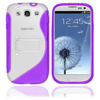 Samsung Galaxy Case Purple