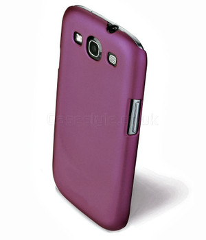 Samsung Galaxy S3 Ultra Slim Case Deep Purple