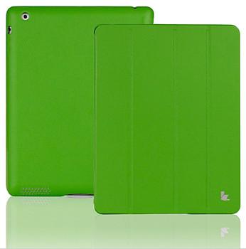 iPad 4+3+2 Premium Smart Cover Case Green