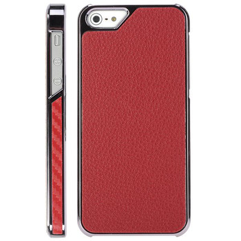 iPhone 5S Luxury Case Red