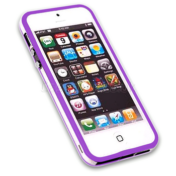 iPhone 5 Bumper Women's Purple