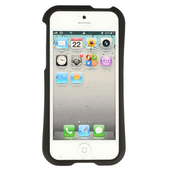 iPhone 5 5S Detachable Bumper Full Black