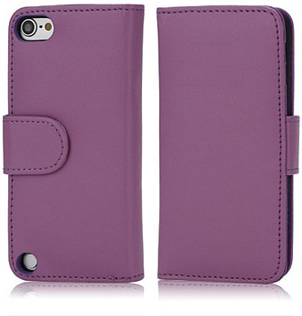 iPod Touch 5 Wallet Purple