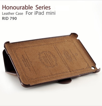 iCarer iPad Mini 3 2 Genuine Leather Case Brown