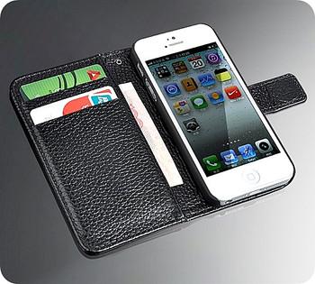 iPhone 5 Wallet Organiser