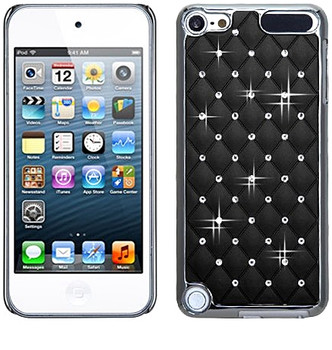 iPod Touch 5G Bling Black