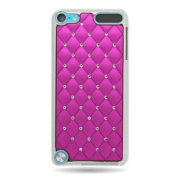 iPod Touch 5G Bling Back Case Pink