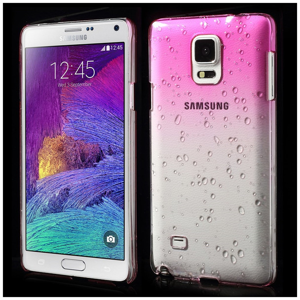 Samsung Note 4 Waterdrop Case