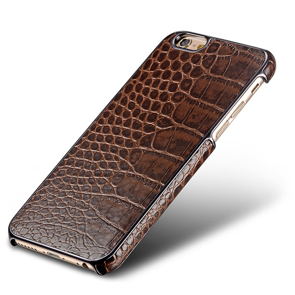 Apple iPhone 6S Crocodile Case