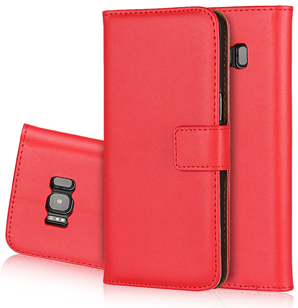 Samsung Galaxy S8+ Case Leather