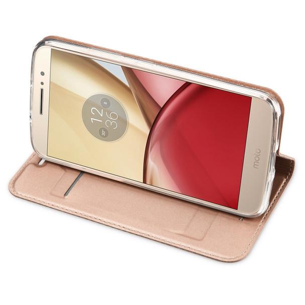 Moto G5S PLUS Case Rose Gold