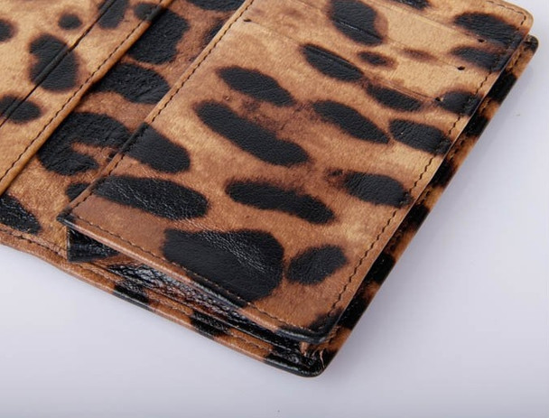 iPod Touch 6/5 Real Leather Case Wallet